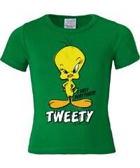 LOGOSHIRT T Shirt Tweety I Hate Pussycats Vogel