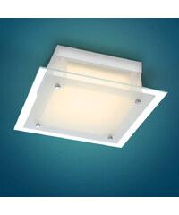 Lesara Plafonnier LED avec verre satiné