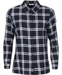 Černo-bílá kostkovaná košile ONLY Stockholm Cici