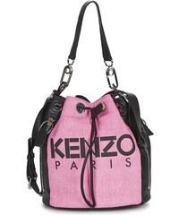 Kenzo Sac à main KANVAS BUCKET BAG