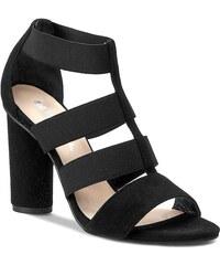Sandály SOLO FEMME - 26415-05-020/000-07-00 Černá