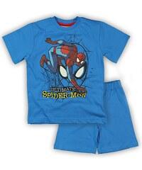 E plus M Chlapecké pyžamo Spiderman - modré