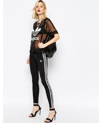 Adidas Originals - Adicolour - Leggings à 3 bandes - Noir