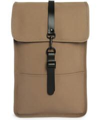 RAINS Wasserabweisender Rucksack Beige Backpack