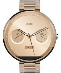 MOTOROLA Moto 360 metal Edition Smartwatch, Android Wear? (1,56 Zoll) LCD- Display
