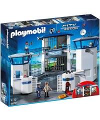 Playmobil® Polizei-Kommandozentrale mit Gefängnis (6872), »City Action«