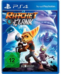 PS4 Ratchet & Clank PlayStation 4
