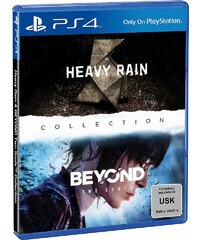 PS4 The Heavy Rain und Beyond: Two Souls Collection PlayStation 4