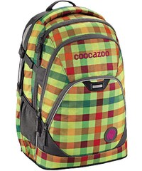 """Coocazoo Rucksack """"EvverClevver2"""" mit Laptopfach »Hip To Be Square Green«"""