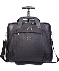 DELSEY Business Trolley mit 2 Rollen und 15,6-Zoll Laptopfach, »Quarterback+«