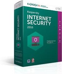 Kaspersky Internet Security »Internet Security 2016 5 Lizenzen«