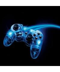 PDP Playstation 3 - Zubehör »Afterglow Wireless Controller - blau«