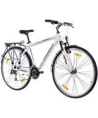 CHRISSON Trekkingrad (Herren) »INTOURI GENT weiß matt, 71,12 cm (28 Zoll)«