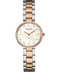 Bulova Armbanduhr, »Diamonds, 98S147«
