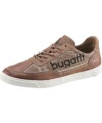 Bugatti Sneaker im Material Mix