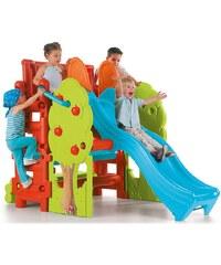 Feber Spielhaus für Drinnen und Draußen, »Baumstamm Haus«
