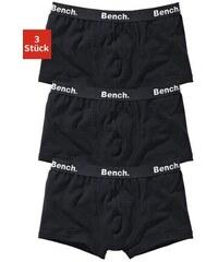 Bench Boxer (3 Stück) aus Microfaser schwarz L(6),M(5),S(4),XL(7),XXL(8)