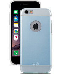 Pouzdro / kryt pro Apple iPhone 6 / 6S - Moshi, iGlaze Arctic Blue - VÝPRODEJ