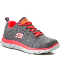 Boty SKECHERS - Flex Appeal Next Generation 11883/GYCL Gray/Coral