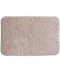Koupelnová předložka LIVANA 100% polyester 66x55cm béžová KELA KL-20679