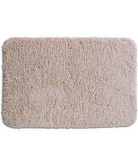 Koupelnová předložka LIVANA 100% polyester 80x50cm béžová KELA KL-20680