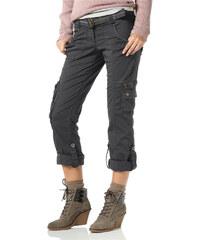 BOYSEN'S Strečové cargo kalhoty, Flashlights antracitová - Kratší/delší provedení (K,L)