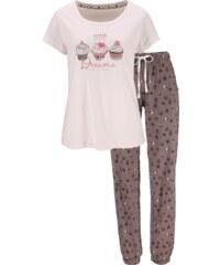 VIVANCE Süer Cupcake Pyjama