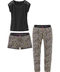 VIVANCE Pyjamaset Dreams 3 tlg.