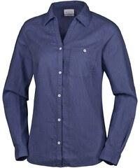 Columbia Košile s dlouhymi rukáv Coastal Escape Long Sleeve Shirt Columbia