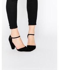 ASOS - SPEAKER - Chaussures pointues à talons - Noir