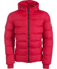 Pánská červená zimní bunda VOLCANO