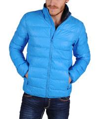 Pánská modrá bunda VOLCANO