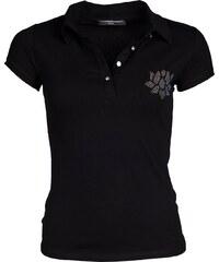 Dámské černé tričko HARDSODA