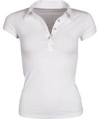 Dámské bílé tričko HARDSODA