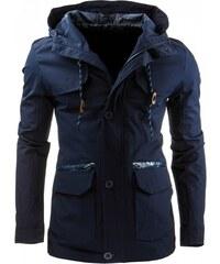 Pánská bunda Madoxx tmavě modrá - dark modrá