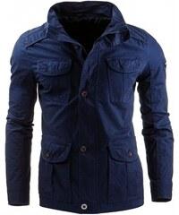 Pánská bunda Maxfield tmavě modrá - dark modrá