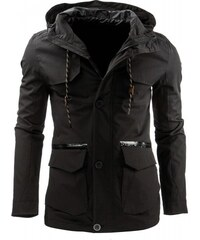 Pánská bunda Madoxx černá - černá