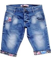 Pánské jeans kraťasy REROCK - Hawaii