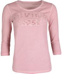 Dámské růžové tričko LERROS Divine
