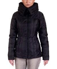 Dámská černá zimní bunda VOLCANO