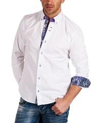 Pánská bílá košile BINDER DE LUXE