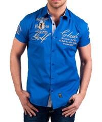 Pánská modrá košile REDBRIDGE