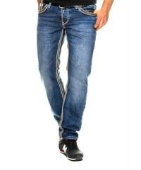 Pánské tmavé džíny RUSTY NEAL