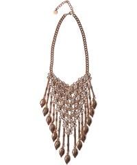 Dámský náhrdelník Q2 zlaté barvy