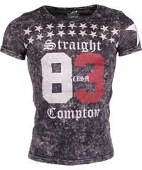 Pánské šedé tričko CARISMA Straight 83