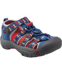 Keen Chlapecké outdoorové sandály Newport H2 INF, true blue lizard
