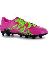 Kopačky adidas X 15.4 FG Shock Pink