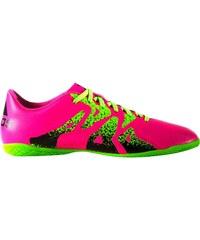 Fotbalové sálovky adidas X 15.4 IC Shock Pink