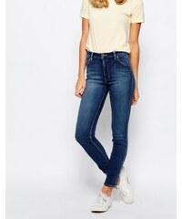 Rollas - Westcoast - Superenge Jeans - Blau