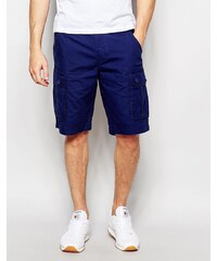 United Colors of Benetton - Cargoshorts - Blau